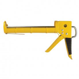 Пистолет для герметиков с трещоткой 225мм (полузакрытый) Sigma (2723081)