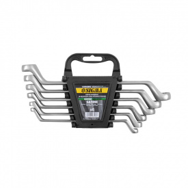 Ключи накидные Sigma 6шт 6-17мм CrV satine (6010041)