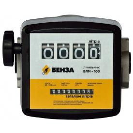 Счетчик топлива Бенза БЛМ-100