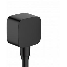 FIXFIT шланговое подсоединение цвет покрытия чёрный матовый HANSGROHE 26457670