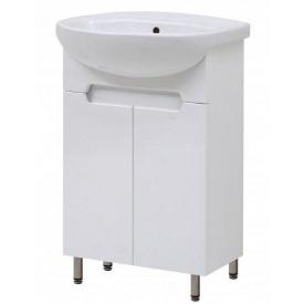 Тумба Марко 60 с умывальником в ванную комнату