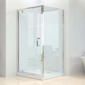 Душевая кабина Dusel А-516, 1000х1000х1900, стекло прозрачное