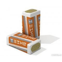 Технолайт Экстра - минеральная вата (30пл)100мм для кровельных работ