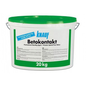 Грунтовка Knauf Betokontakt (20кг)