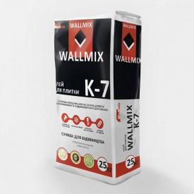 Клей Wallmix К-7, 25 кг