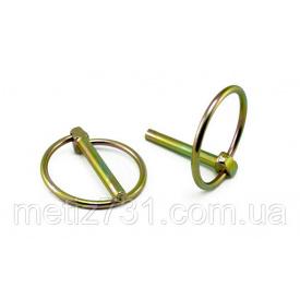 Шплинт с кольцом DIN 11023 5 мм пач. (20 шт.)