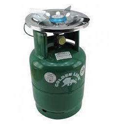 Балон газовий Rudyy 8 л з пальником посилений
