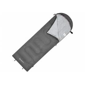 Спальный мешок KingCamp Oasis 250XL(KS3222) (левая, mid grey)