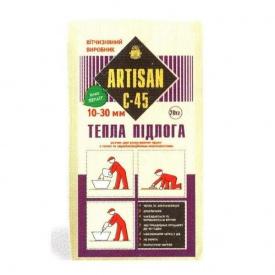 Стяжка для теплої підлоги Artisan С-45 20 кг
