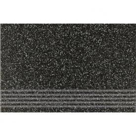 Керамограніт Cersanit MILTON GRAPHITE STEPTREAD 298х598 мм