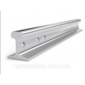 Рейка сталевий залізничний Р 75