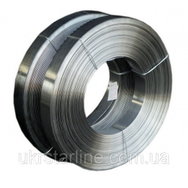 Стальная лента упаковочная, 0,3х45 мм