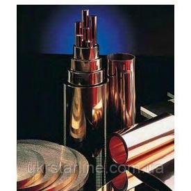 Стрічка мідна 0,8 мм 300 мм М1х300 мм ГОСТ