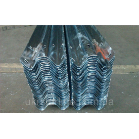 Секции балок оц. СБ-1 312х83х4,0х4320 мм