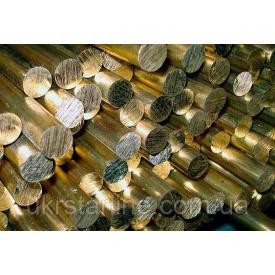 Круг латунный ЛС 59-1 50х3000 мм