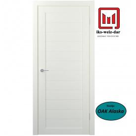 Межкомнатная дверь UNIDOORS FM-13 сосна МДФ 35х800х2000 мм Дуб Аляска