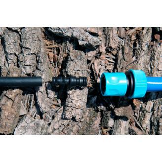 Перехідник Presto-PS з трубки 16 мм на конектор (7702)
