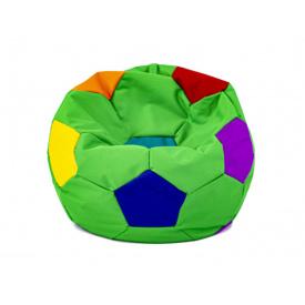 Зеленый кресло мешок груша мяч L 110 oxford