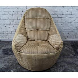 Бескаркасное кресло мешок груша диван BOSS XL