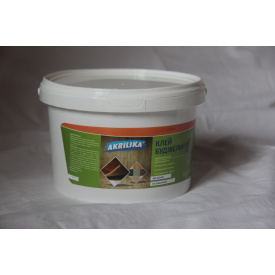 Клей будівельний Akrilika КС 3,0 кг
