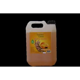 Жидкое мыло 5 л апельсин Golden Clean канистра