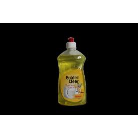 Моющее средство для посуды 500 мл лимон Golden Clean