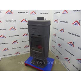 Чугунная печь-камин отопительная Plamen Hana 11 кВт