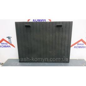 Задня стінка для каміна або печі 460х355 мм