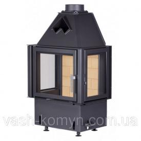 Каминная топка стальная Kobok Chopok 2R90/330-670/450