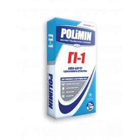 Штукатурка Полімін ГІ-1 Аква-Барєр 25кг