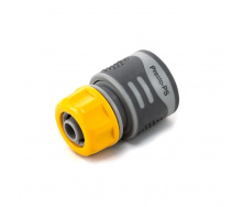 Конектор Presto-PS для шлангу 1/2 дюйма без аквастопа серія Soft-Touch (4111T)