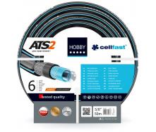 Шланг для поливу Cellfast Hobby садовий діаметр 5/8 дюйма, довжина 50 м (HB 5/8 50)