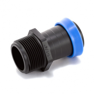 Стартер Presto-PS з різьбою 32 мм для шлангу туман Silver Spray 45 мм (GSM-014540)