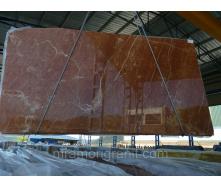 Rojo Alicante красный мрамор 20 мм