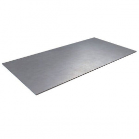 Лист металевий гладкий 1500х6000х8 мм