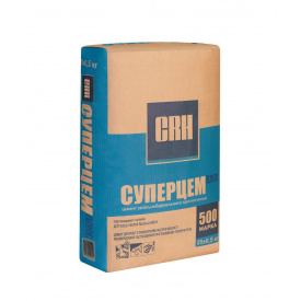 Цемент CRH М500 50 кг