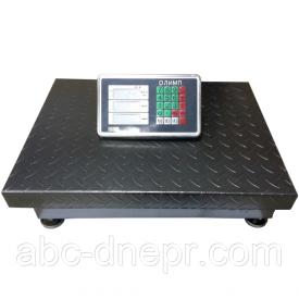 Весы товарные напольные 100 кг 300х400 мм