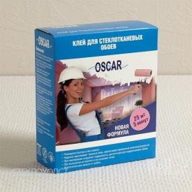 Сухий клей для склополотна Oscar 200 г