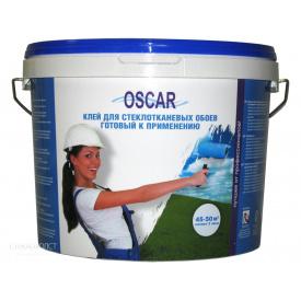 Готовий клей Oscar 10 л для склополотна