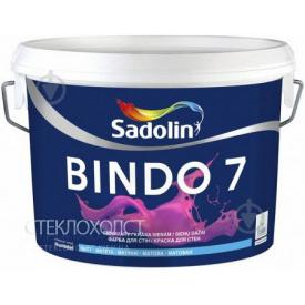 Краска Sadolin BINDO 7 10 л матовая для потолка и стен
