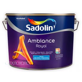 Краска Sadolin Ambiance Royal 10л глубокоматовая для потолка и стен