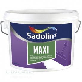 Sadolin MAXI 10 л Готовая мелкозернистая шпаклeвка