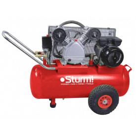 Повітряний компресор Sturm 2300 Вт 50л AC9323