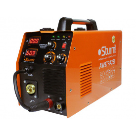 Сварочный инверторный полуавтомат Sturm AW97PA280 MIG/MAG MMA 280А