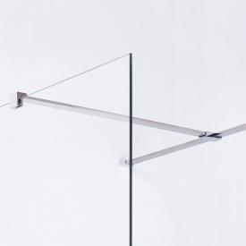 Держатель стекла F с креплениями длиной 800мм VOLLE 18-05F-80