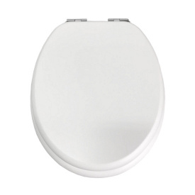 Don Grandes сиденье твердое slow closing цвет белый VOLLE 13-33-332