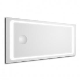 Зеркало прямоугольное 55x80см VOLLE 16-55-558