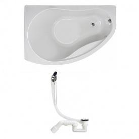PROMISE ванна асимметричная 170x110 см левая KOLO Украина XWA3271000+311537
