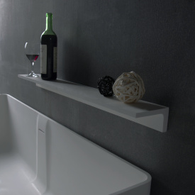 Полочка каменная Solid surface 300x120x65мм VOLLE 18-40-113