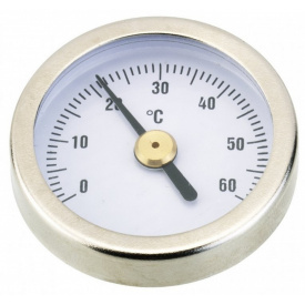 Danfoss Термометр FHD T 0 60C діаметр 35мм бі металевий 088U0029